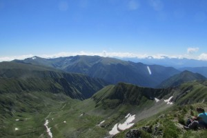 27.Fagarsh mountains-Moldoveanu peak