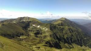 28.Fagarsh mountains-Moldoveanu peak