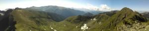 6.Fagarash mountains
