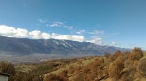 1.Belasitsa mountain
