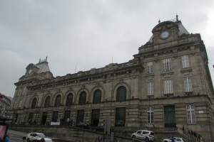 1.Porto railway station