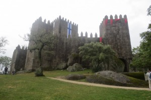 16.Guimaraes-the fortress