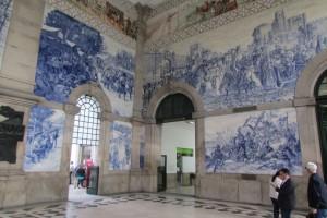 2.Porto railway station