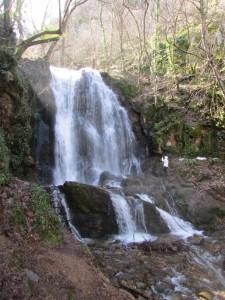 21.Koleshinski waterfall