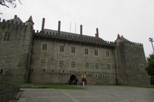 22.Guimaraes-Palace of the Dukes of Braganza