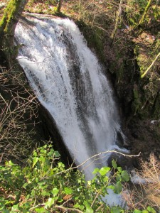 22.Koleshinski waterfall