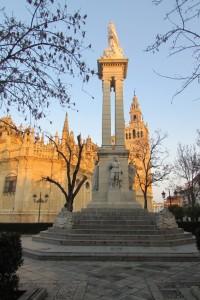 23.Sevilla-Plaza del Triunfo