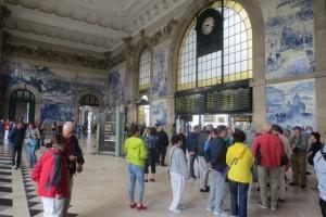 3.Porto railway station