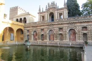 32.Sevilla-Alcazar-Mercury Pond