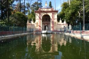 48.Sevilla-Alcazar-Lion Pavilion