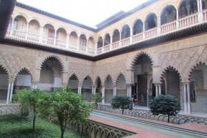 53.Sevilla-Alcazar-Patio de las Doncella