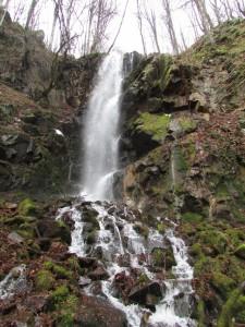 60.Mangaro waterfall