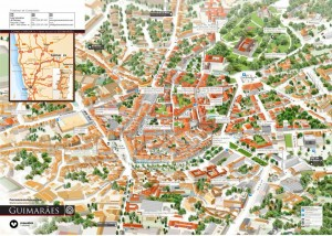 guimaraes-tourist-map