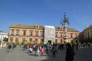 10.Seville II-Plazza Virgen de los Reyes