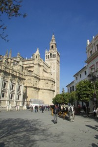 3.Seville II-Cathedral de Santa Maria de la Sede