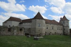 38.Fagaras castle