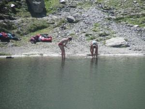 4.Balea lake