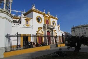 41.Seville II-Plaza de toros de la Maestranza