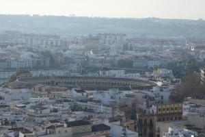 42.Seville II-Plaza de toros de la Maestranza