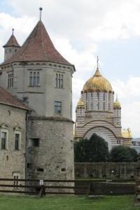 43.Fagaras castle