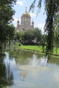 44.Fagaras church