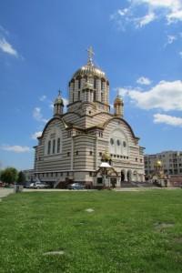 45.Fagaras church