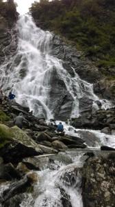 9.Balea waterfall