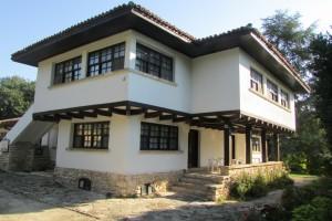 1.Botanic garden and palace Balchik-villa Izbinda