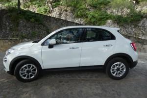 1.Fiat 500X