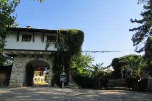 10.Botanic garden and palace Balchik-villa Arc and Silver well