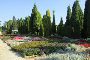 14.Botanic garden and palace Balchik