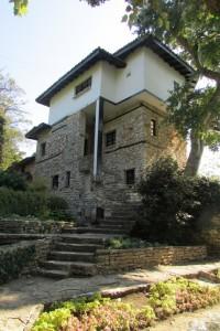 30.Botanic garden and palace Balchik-villa Prince Nicolas
