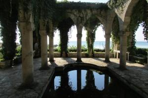 36.Botanic garden and palace Balchik-Nimpheum