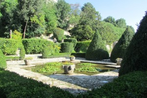 41.Botanic garden and palace Balchik-English garden