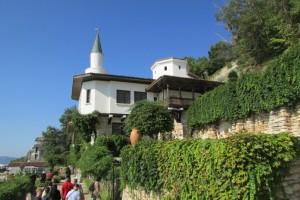 47.Botanic garden and palace Balchik-The Quiet nest