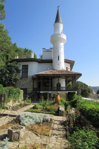 49.Botanic garden and palace Balchik-The Quiet nest