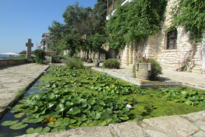 51.Botanic garden and palace Balchik-The Quiet nest