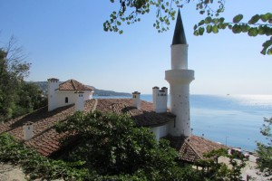 55.Botanic garden and palace Balchik-The Quiet nest