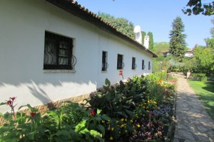 58.Botanic garden and palace Balchik-villa Suite