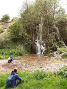 7.Bigar waterfall