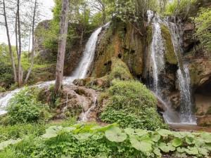 8.Bigar waterfall
