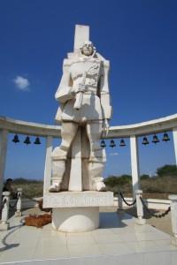 1.Kaliakra-Ushakov's monument