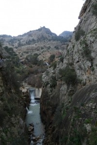 12.Caminito del Rey-Gaitanjo dam