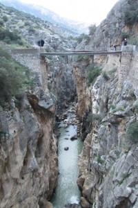 24.Caminito del Rey-Las Palomas Cliff-Puente del Rey