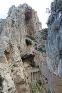 36.Caminito del Rey-Gaitanes Canyon-St Cristopher's Niches