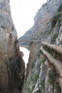 42.Caminito del Rey-Gaitanes Canyon-Aqueduct