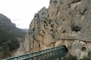 50.Caminito del Rey-Gaitanes Canyon-Southern Wall