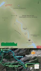 7.map Caminito del Ray