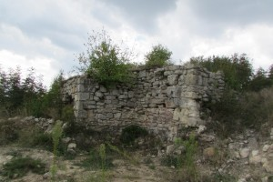 14.Petrich cale fortress