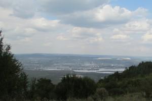24.view to Beloslav lake